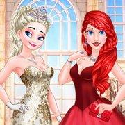 Игра Игра Бриллиантовый бал принцесс Диснея