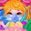 Игра Игра Лечить грипп у ребенка