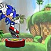 Игра Игра Соник: звезда прыжков