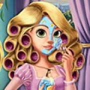 Игра Игра Рапунцель: реальный макияж