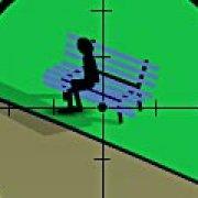 Игра Игра Убийство Стикменов в парке