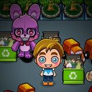 Игра Игра 5 ночей с Фредди: Бомбермен