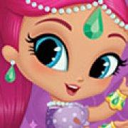 Игра Игра Для девочек Шиммер и Шайн
