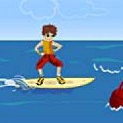 Игра Игра Опасность серфинга