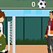 Игра Игра Волейбол Бен 10