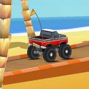 Игра Игра Бесконечные гонки грузовиков