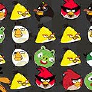 Игра Игра Angry birds: три в ряд