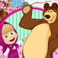 Игра Игра Маша и Медведь: Время Веселья