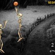 Игра Игра Обручи скелетов