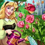 Игра Игра Аврора выращивает розы