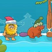 Игра Игра Адам и Ева: Новогодняя Версия