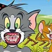 Игра Игра Том и Джерри у стоматолога