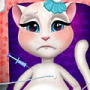 Игра Игра Беременная Анжела попала в больницу