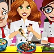 Игра Игра Безделье на кухне