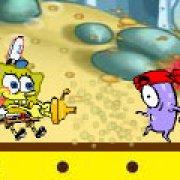 Игра Игра Губка Боб бургер приключения