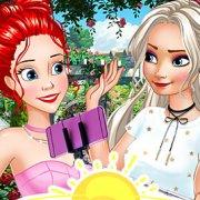 Игра Игра Принцессы Диснея лучший выходной