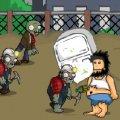 Игра Игра Бомж Хобо 8: Зомби