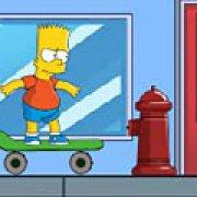Игра Игра Барт на борде 2