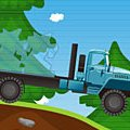 Игра Игра Водитель грузовика 2 (Driverless Car 2)
