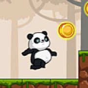 Игра Игра Бегущая панда