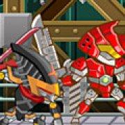 Игра Игра Роботы драки 2