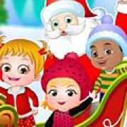 Игра Игра Малышка Хейзел новогодний сюрприз