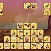 Игра Игра Маджонг: тайны индейцев