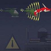 Игра Игра Бумажный самолет: сумасшедшая лаборатория