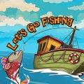 Игра Игра Давай на рыбалку