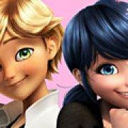 Игра Игра Леди Баг и Супер Кот: найди 5 отличий