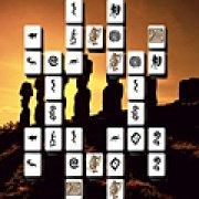 Игра Игра Маджонг: загадочные скульптуры