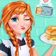 Игра Игра Новые для девочек: Мастерская Завтраков Анны