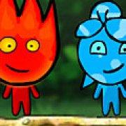 Игра Игра На двоих Огонь и Вода 3