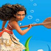 Игра Игра Моана рыбалка