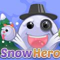 Игра Игра Snow Heroes IO