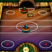 Игра Игра Джунгли: воздушный хоккей