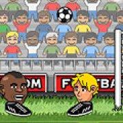 Игра Игра Футбол: Большая голова