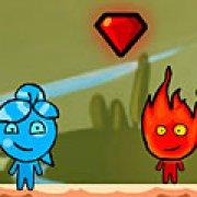 Игра Игра Огонь и Вода новые приключения
