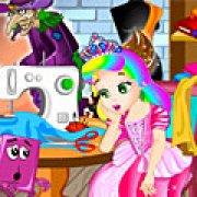 Игра Игра Принцесса Джульетта: проблема моды
