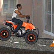 Игра Игра Городская гонка на квадроцикле