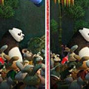 Игра Игра Кунг Фу 3 найди отличия