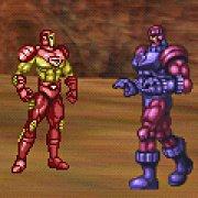 Игра Игра Защита героев: Железный человек