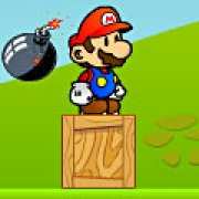 Игра Игра Бомба Марио (Mario TNT)