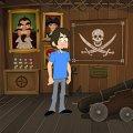 Игра Игра Комнаты квесты: пираты
