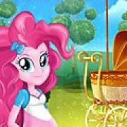 Игра Игра Беременная Пинки Пай рожает