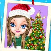 Игра Игра Малышка Барби магия Новый год