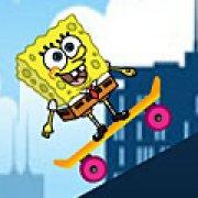 Игра Игра Губка Боб на скейте