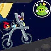 Игра Игра Angry birds: космический велосипед