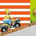 Игра Игра Симпсоны: голодный рывок