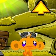 Игра Игра Счастливая обезьянка: Четыре Мира